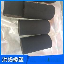 高耐磨橡膠託輥 丁晴膠包膠軸 硅膠包膠軸
