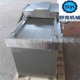 浙江全自动DZ600真空包装机 商用鲜玉米水果外抽真空包装机