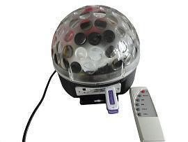 W068(MP3)水晶魔球