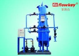 全国供应高效节能水处理常温海绵铁除氧机组