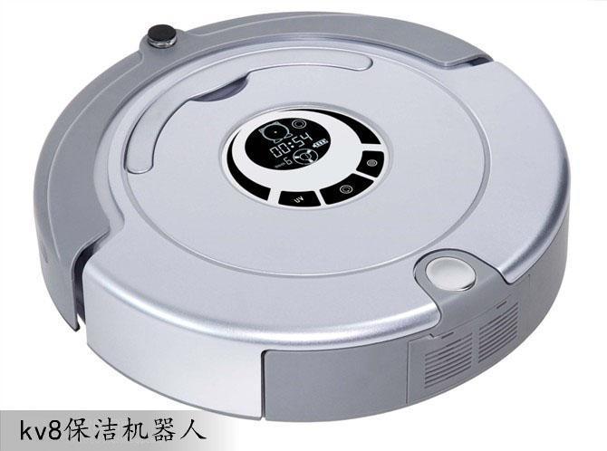 KV8 全自動掃地機器人吸塵器,家用智慧吸塵器,可貼牌加工