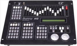 煜展Sunny512电脑灯光控制台  阳光512  调光台  舞台设备1