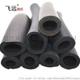 橡胶发泡管 橡塑保温管 隔热管 耐油工业管规格齐全