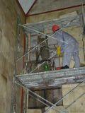 寧夏銀川頂板裂縫堵漏, 頂板裂縫漏水補漏方法