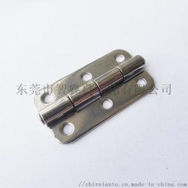 304不锈钢铰链HFV12-65工业圆角合页