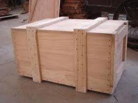 木包装箱,胶合板免熏蒸出口木箱,物流打包木箱