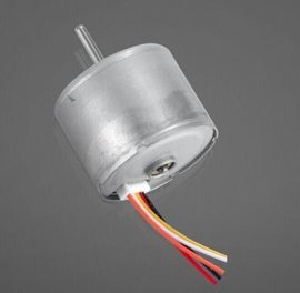 直流无刷电机TEC2419