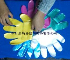 高压一次性PE手套生产厂家