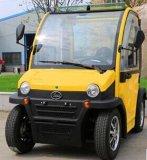 大阳款四轮电动代步车,两座微型电动汽车