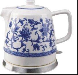 2015冬季新款商务礼品上市,西安电热水壶,热水壶,青花瓷
