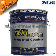 浙江大桥牌氟碳漆 适用于金属和建筑物表面涂装 耐候性好