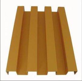 铝合金生态木长城铝板吊顶