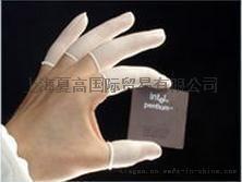 F100低粉进口乳胶手指套