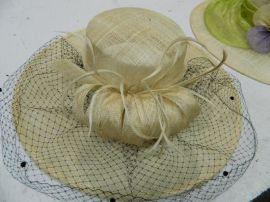 麻纱帽901