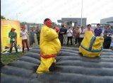 中秋国庆 苏州充气相扑充气鸭子游艺设备出租