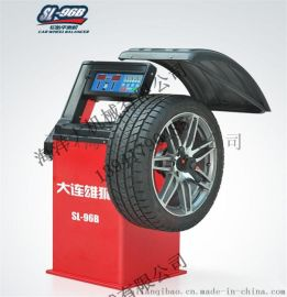 出口款汽车轮胎动平衡机 雄狮轿车轮胎动平衡机