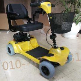 台湾美利驰电动代步车S549YL 电池轻便迷你四轮老年人代步车轮椅