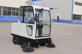 JM-2000电动驾驶型扫地车