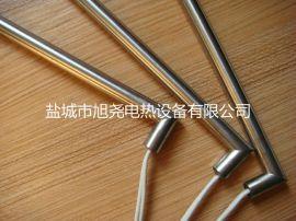 非标不锈钢直角单头加热管