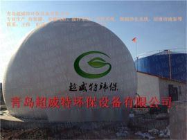 河北省**工程项目专用1000/1500立方双膜气柜