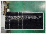 厂家直销  单晶A片300W足功率太阳能电池板
