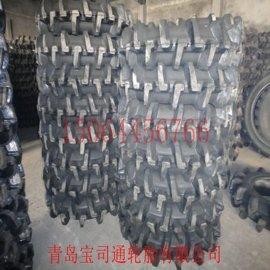 供应水田高花R2农用拖拉机人字轮胎16.9-34 18.4-38