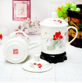 建党纪念陶瓷杯子,茶杯定做
