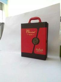 酒盒生产厂家|高档酒盒定制|红酒盒|山东红酒盒厂家