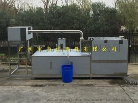 阳江全自动隔油提升一体化设备/油水分离设备/隔油提升装置