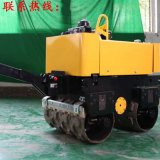 0.8奔马小型手扶压路机全液压高大上压路机可选配柴油汽油机的压路机 震动压路机