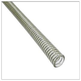 食用油输送软管百盛塑胶厂家供应TPU食品级耐油钢丝软管