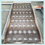 工厂定制方管不锈钢屏风欧式屏风隔断座屏加工爆款佛山屏风加
