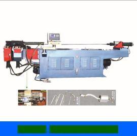 单头液压全自動弯管機DW75NC中型数控弯管機