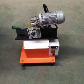 小板材钢板铣削坡口机 不锈钢倒角机价格 PB-10钢板坡口机厂家