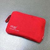 深圳廠家手抓包帆布洗漱包收納包拉鏈化妝包旅行航空包手機零錢包