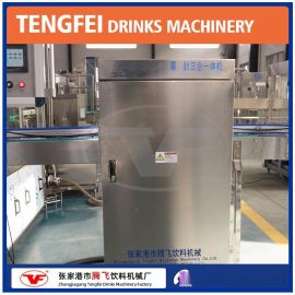 液体自动灌装机 CGF40-40-10冲灌封三合一体灌装机