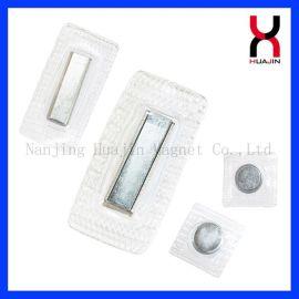厂家供应磁钮磁扣 强力pvc服装磁粒磁扣