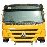 中國重汽豪沃集裝箱模型 工程車卡車汽車模型定製廠家