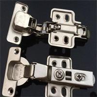 直销不锈钢缓冲阻尼液压铰链(脱卸)