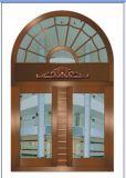 铜木复合窗
