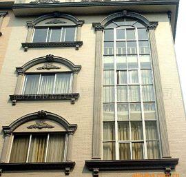 东营滨州潍坊grceps线条檐线门窗套罗马柱