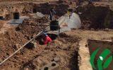 渔网印染污水处理设备,全自动出水水质高