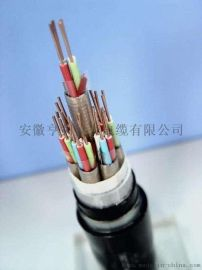 信号屏蔽电缆JYVP3/22电力铝厂