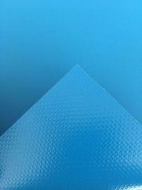 供應外賣箱專用夾網 保溫箱 外送箱面料 PVC夾網布面料廠家直銷