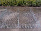 供应生态环保镀锌格宾石笼镀锌格宾石笼厂家