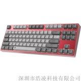 壁虎忍者鋁合金機械鍵盤 CHERRY櫻桃軸遊戲鍵盤