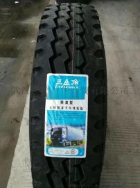 三角全钢轮胎9.00R20-16 TR668耐磨,质量三包