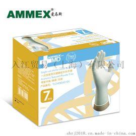 AMMEX爱马斯一次性TLFCMDSS灭菌手套