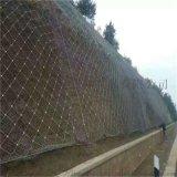 防滑坡边坡防护网-防止滑坡防护网-防滑坡防护网厂家