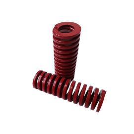 進口合金鋼模具彈簧 TM紅色中負荷彈簧